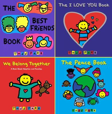 Todd Parr's Friendship Bundle
