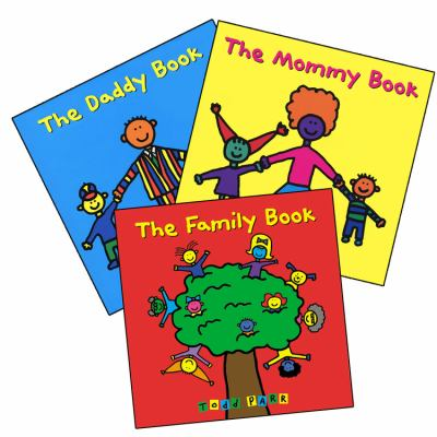 Todd Parr's Family Bundle