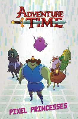 Adventure time: original graphic novels. 2, Pixel princesses