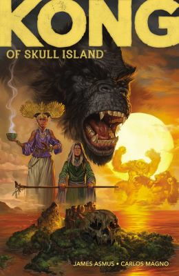 Kong of Skull Island. Vol. 01
