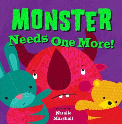 Monster needs one more
