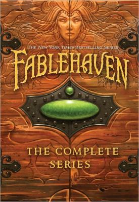 Fablehaven : the complete series