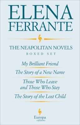 The Neapolitan Novels by Elena Ferrante Boxed Set