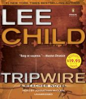 Tripwire : a Reacher novel