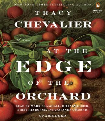 At the edge of the orchard a novel