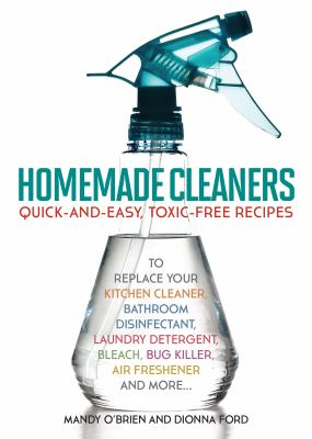 Cover Image for Homemade cleaners