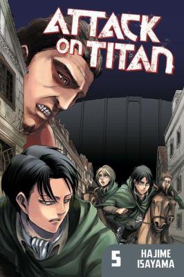 Attack on Titan. 5