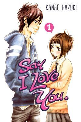 Say I Love You. Vol. 01