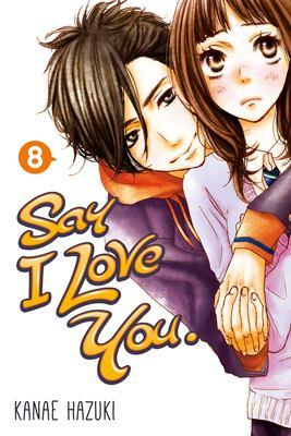 Say I love you. Vol. 08
