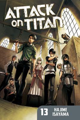 Attack on Titan. Vol. 13