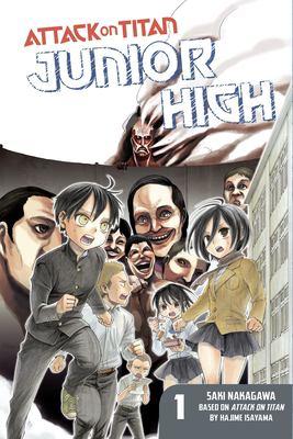 Attack on Titan: Junior High. 1
