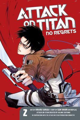 Attack on Titan: no regrets. 2