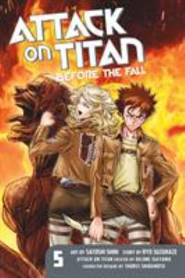 Attack on Titan : before the fall. Vol. 05