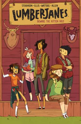 Lumberjanes, Volume 1. Issue 1-4