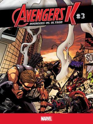 Avengers K : Avengers vs. Ultron. #3