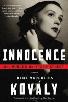 Innocence, Or, Murder on Steep Street