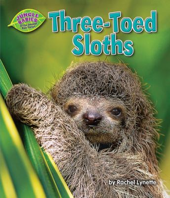 Three-toed sloths