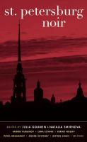 St. Petersburg Noir