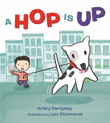 A hop is up