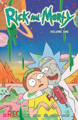 Rick and Morty. Volume one