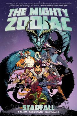 The Mighty Zodiac. 1, Starfall