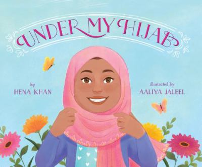 Book cover for Under my Hijab