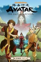 Avatar, the Last Airbender. The Search. Part One.