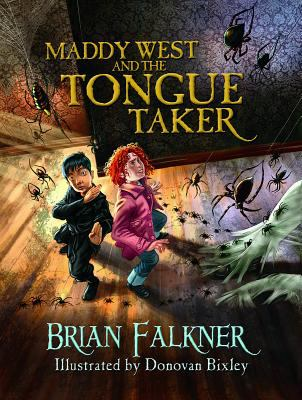 Maddy West and the tongue taker