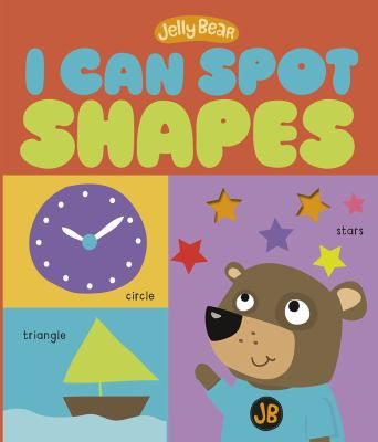Cover Image for I can spot shapes