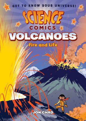 Book cover for Volcanoes : fire and life