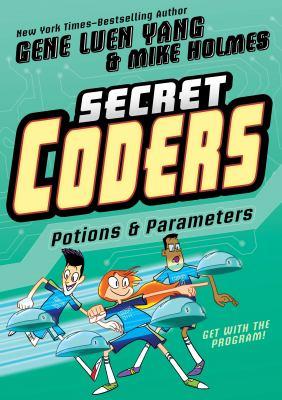 Secret coders : potions & parameters