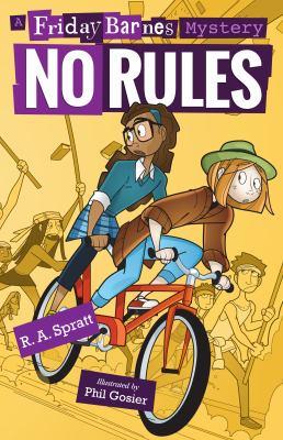 No rules :  a Friday Barnes mystery
