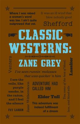 Classic Westerns : includes Riders of the purple sage and the Rainbow trail