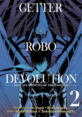 Getter Robo devolution :  the last 3 minutes of the universe. 2