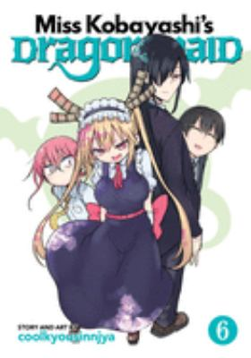 Miss Kobayashi's dragon maid. 06