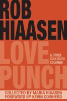 Love punch & other collected columns