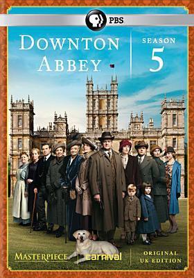 Downton Abbey. Season 5.