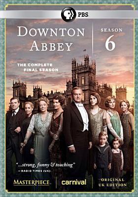 Downton Abbey. Season 6.