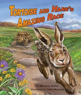 Tortoise and Hare's Amazing Race.