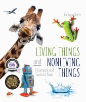 Living Things and Nonliving Things