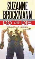 Do or Die by Suzanne Brockmann, book cover