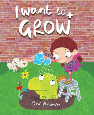 Link to Catalogue record for I want to grow