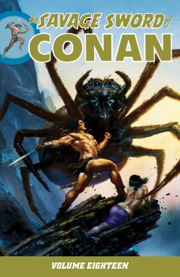The savage sword of Conan. Issue 181-191