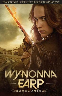 Wynonna Earp.  Volume 1, Homecoming