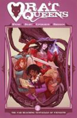 Rat Queens. Vol. 02, The far reaching tentacles of N'Rygoth