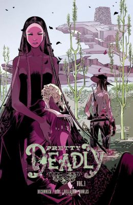 Pretty deadly. Volume 1, issue 1-5, The Shrike
