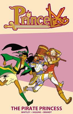 Princeless. Book 3, The pirate princess