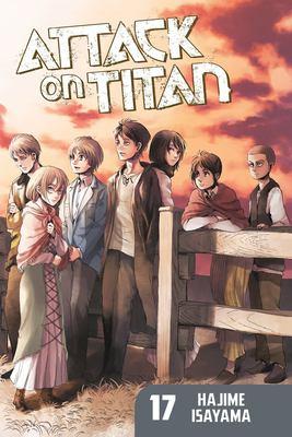 Attack on Titan. Vol. 17