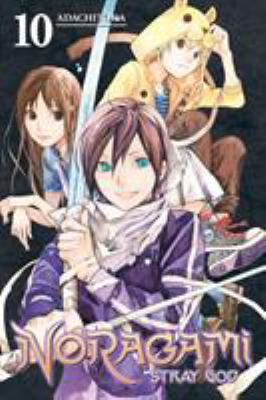 Noragami: stray god. 10