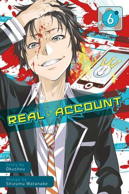 Real account. Vol. 06